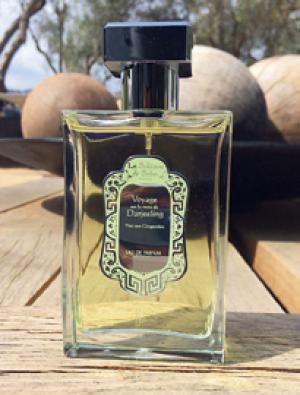 Парфюмерная вода «Зеленый чай и имбирь»